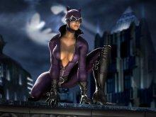 игры - женщина-кошка