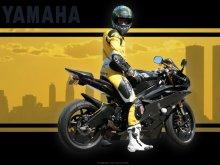 мотоциклы - ямаха