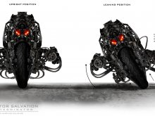 мотоциклы - чертеж