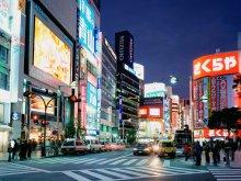 вокруг света - япония - город, улица, япония