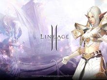 игры - lineage - эльф