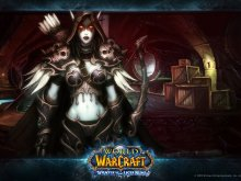 игры - world of warcraft - лучница, эльф