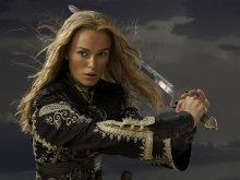 кино - пираты карибского моря - кира найтли (keira knightley), элизабет суонн (elizabeth swann)