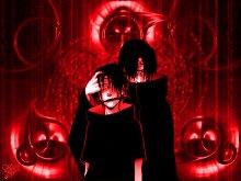 аниме - наруто - итати утиха (itachi uchiha), саскэ утиха (sasuke uchiha)