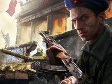праздники - день защитника отечества (23 февраля) - автомат, солдат, танк