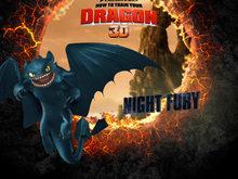 мультфильмы - как приручить дракона