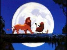 мультфильмы - король лев