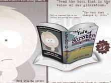 мультфильмы - южный парк - книга